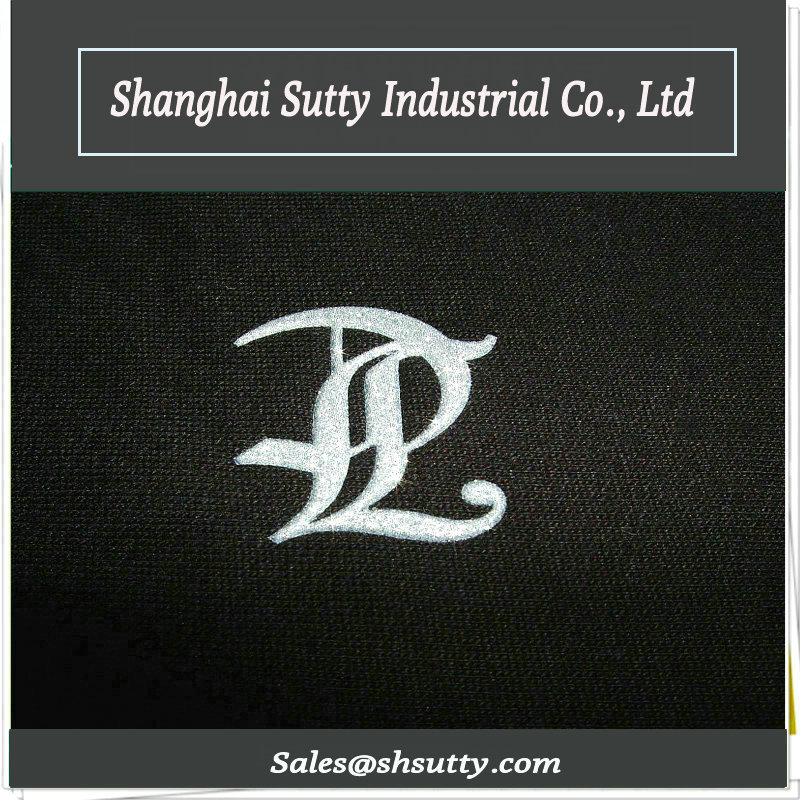 Personalized Logo Garment Leather Patch Custom Embossed Jeans Leather Patch Label for Clothing