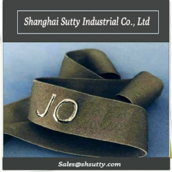Underwear Silicone Elastic Tape with Custom Logo